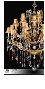 l�mparas / chandeliers PROJECTS
